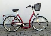 Tiefeinsteiger Damenrad Herrenrad