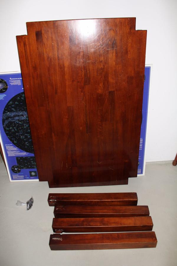 Holztisch stuhle gebraucht kaufen nur 3 st bis 70 for Holztisch gebraucht