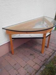 Glasplatte oval gebraucht kaufen 3 st bis 60 g nstiger for Ovaler wohnzimmertisch
