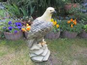 toller Weißkopfsee-Adler aus Keramik