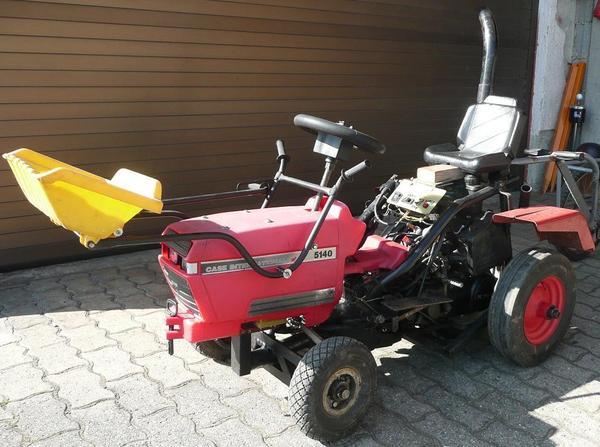 traktor eigenbau trettraktor kymco fever 50 in emmering. Black Bedroom Furniture Sets. Home Design Ideas