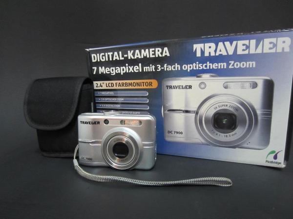 Traveler DC7900 Digitalkamera