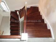 Treppen aus Buche ,