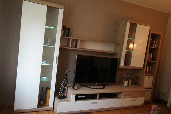 Wohnwand sideboard gebraucht kaufen nur 3 st bis 65 for Wohnwand sideboard