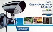 Überwachungskamera Kamera neu