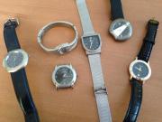 Uhren (6 Stück)