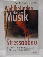 ungeöffnete Anti-Stressbox mit 2 Musik-CDs