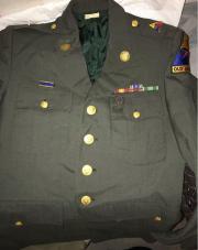 US Uniform/ Militaria/