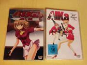 Verkaufe Aika DVDs,