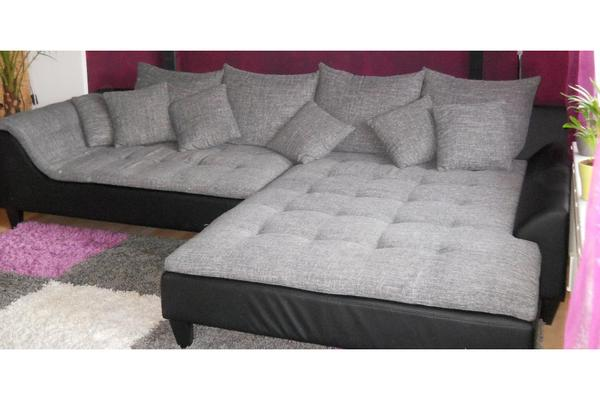 verkaufe sofa l form b l 310 200 in burgthann polster sessel couch kaufen und verkaufen ber. Black Bedroom Furniture Sets. Home Design Ideas