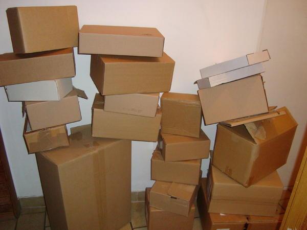versandkartons in p ckchengr e keine umzugsk von privat zu verkaufen in allersberg. Black Bedroom Furniture Sets. Home Design Ideas