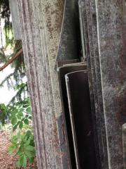 Verschenke gebrauchte Welleternitplatten