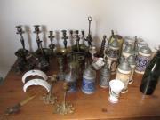 Verschiedene alte Antiquitäten