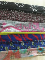 Verschiedene Schals