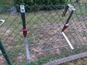 Verstellbarer Pflanzkastenhalter / Blumenkastenhalter