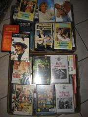 VHS Videofilme Videos Originale über