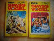Vintage - Bücher Der Spass-Vogel 2