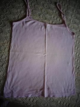 Damenbekleidung - Vintage - U-Hemden Unterhemden 2 Stück