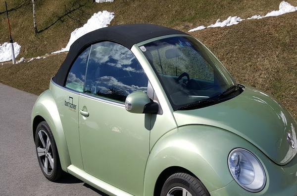 vw beetle cabriolet in sonntag vw beetle k fer kaufen. Black Bedroom Furniture Sets. Home Design Ideas