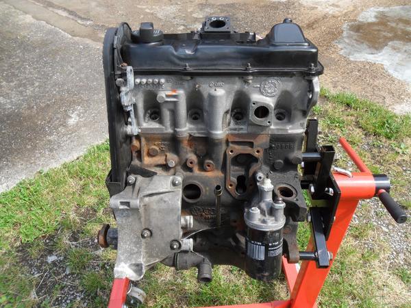 VW Golf 3 Passat Vento usw: 4-Zylinder Motor 1,8L, 90 PS ABS ...
