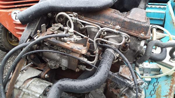 VW Motor 1, 6D - Altdorf - VW Motor 1,6D Diesel - Altdorf