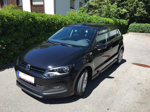 vw polo 4sports r line in bregenz vw lupo polo kaufen. Black Bedroom Furniture Sets. Home Design Ideas