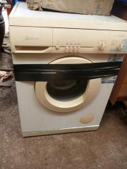 Waschmaschine, Bauknecht weiß