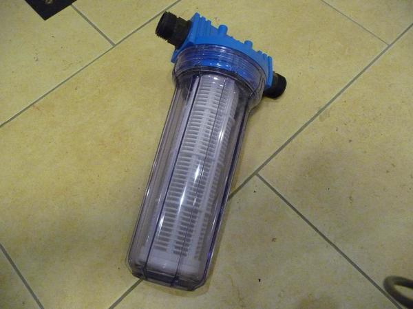 Wasserfilter » Elektro, Heizungen, Wasserinstallationen