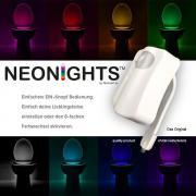 WC Nachtlicht/ LED