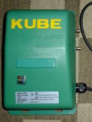 Weidezaungerät Kube Argus 4000 Elektrozaungerät