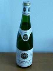 Wein 1983er Heilbronner Stiftsbogen Riesling