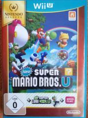 WiiU - Super Mario