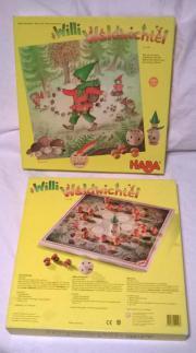 Willi Waldwichtel Brettspiel