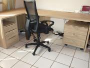 Winkelschreibtisch Büroausführung