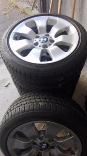 Winterreifen BMW 3