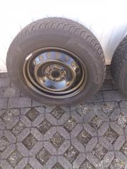 Winterreifen VW Caddy
