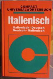 Wörterbücher Italienisch Englisch