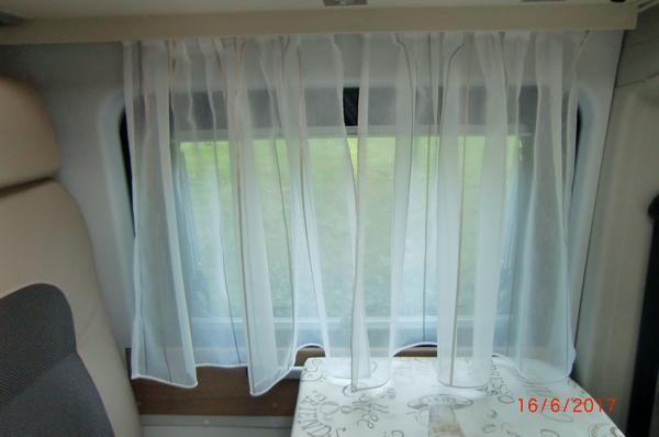 Wohnmobil Vorhang Kastenwagen