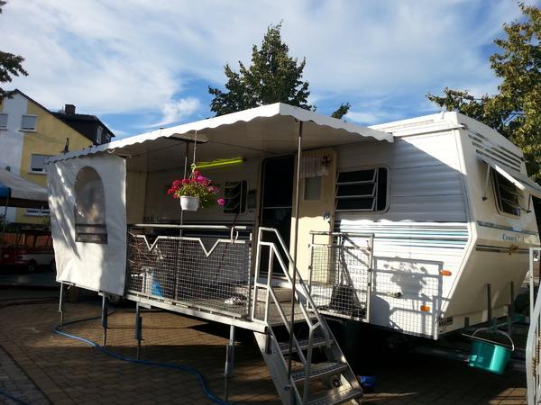 wohnwagen mitr kinderzimmer in höchstadt - kaufen und verkaufen