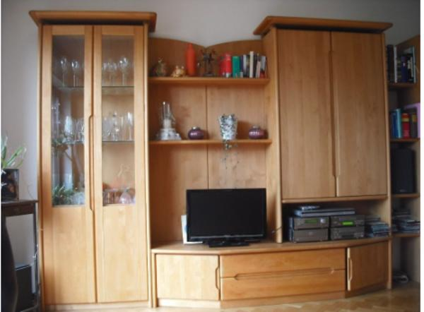 wohnzimmer erle gebraucht kaufen nur 3 st bis 60 g nstiger. Black Bedroom Furniture Sets. Home Design Ideas