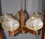 Wohnzimmerlampe 5-flammig