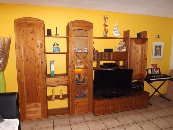 Wohnzimmerschrank, Buche Massiv In Nidderau - Wohnzimmerschränke