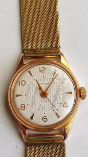 Wolna, russische Armbanduhr