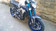 Yamaha MT09 Bj
