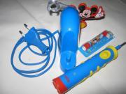 Zahnbürste elekt für Kinder