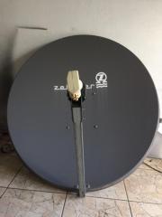 Zehnder Antennenschüssel 110cm