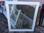 Zwei Kunstofffenster, Doppelverglasung,